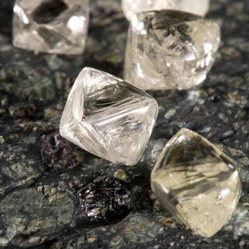 Rough Diamonds #2
