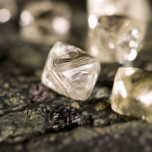 Rough Diamonds #1