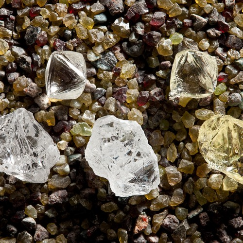 Rough Diamonds #5