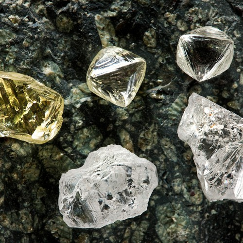 Rough Diamonds #6