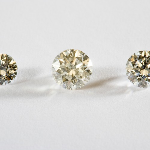 Cut and Polished Diamonds #2